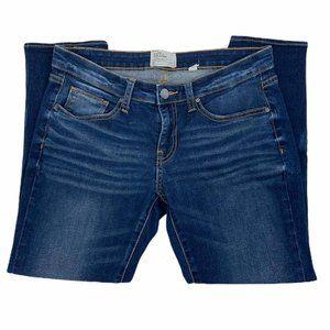 BKE Jeans Size 29 Stella Skinny Dark Wash Buckle